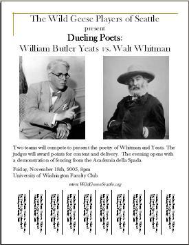 Dueling Poets